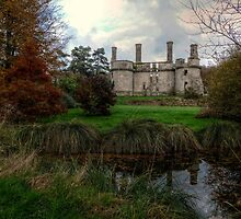 Kergournadeac'h castle. part II. by jean-jean