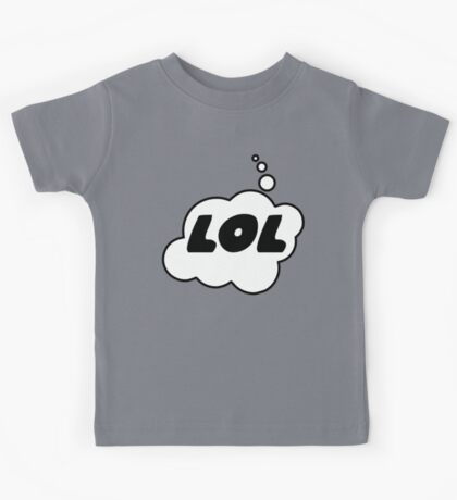 LOL by Bubble-Tees.com Kids Tee