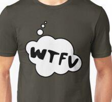 WTFV by Bubble-Tees.com Unisex T-Shirt