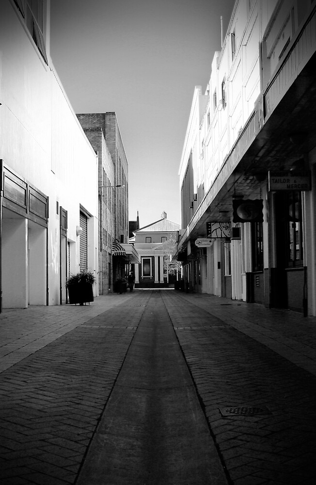 Follow the Alley by delived