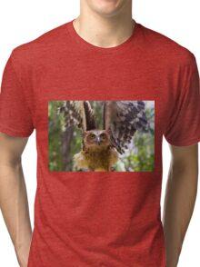 In A Flap Tri-blend T-Shirt