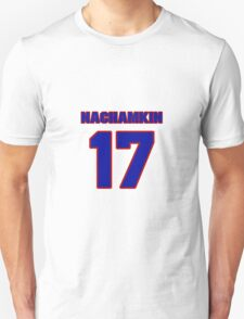 Basketball player Boris Nachamkin jersey 17 T-Shirt