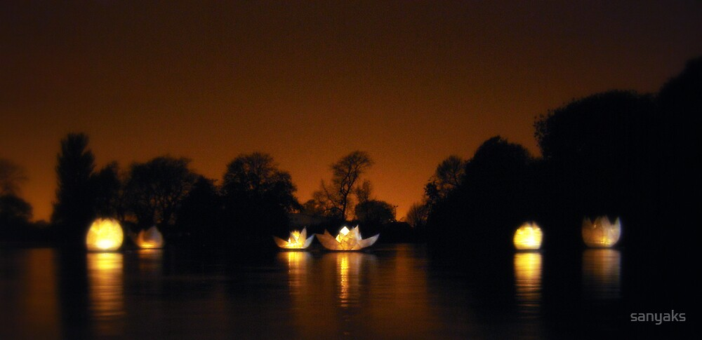 Lanterns by sanyaks
