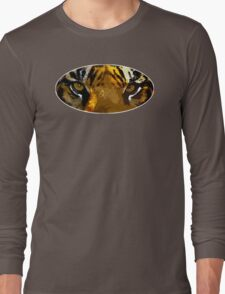 Tiger eyes Long Sleeve T-Shirt