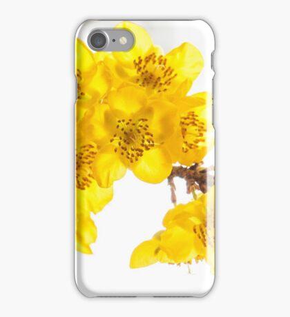 Yellow in Bloom II iPhone Case/Skin