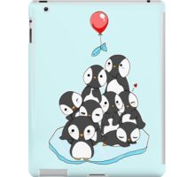 Penguin mountain iPad Case/Skin