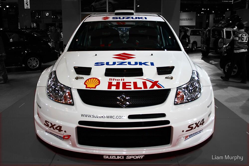 Suzuki Ignis Rally Spec by Liam Murphy