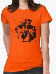 Amber quickfire  Womens Fitted T-Shirt