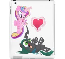 Tempting me with Wove iPad Case/Skin