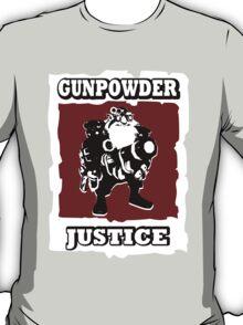 Sniper - GunPowder Justice T-Shirt