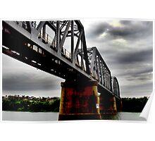 Murray Bridge, South Australia Poster