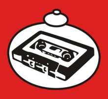 RETRO TAPE CASSETTE by Bubble-Tees.com Kids Clothes