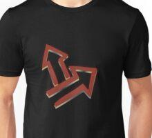 Glitch Quest quest symbol red lem 01a treehousequest1 Unisex T-Shirt