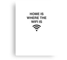 Wifi Canvas Print