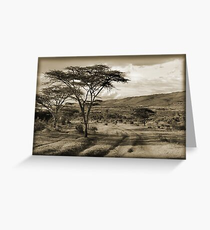Happy Valley Greeting Card