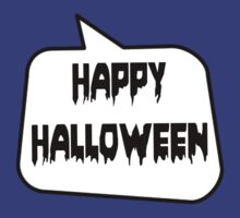 HAPPY HALLOWEEN by Bubble-Tees.com by Bubble-Tees