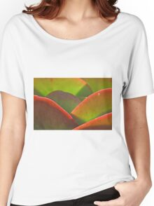Backlit Women's Relaxed Fit T-Shirt