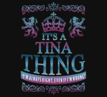 It's a TINA thing by RooDesign
