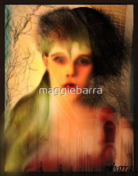 MON DIEU by maggiebarra