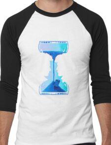 Dr who clock Men's Baseball ¾ T-Shirt