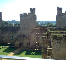 Bodiam Castle by Manda02