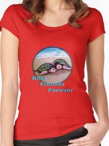 BFFs Women's Fitted Scoop T-Shirt