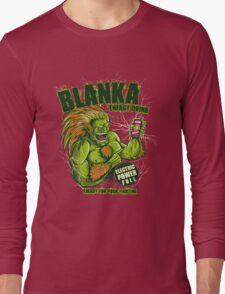 BLANKA ENERGY DRINK Long Sleeve T-Shirt