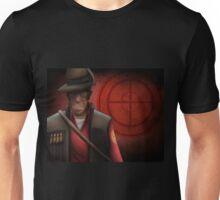 Sniper Painting Unisex T-Shirt