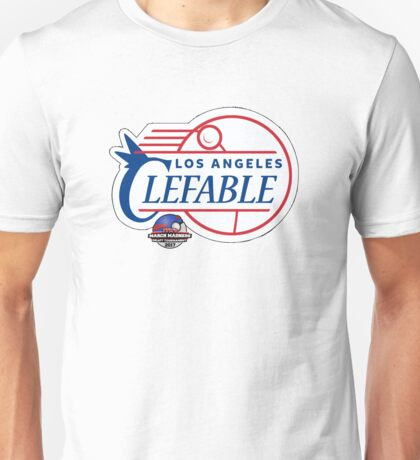Los Angeles Clefable - March Madness Edition Unisex T-Shirt