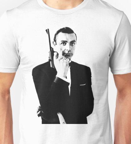 JAMES BOND -SEAN CONNERY- Unisex T-Shirt