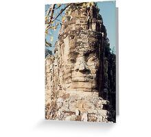 Statues Greeting Card