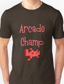 Arcade Champ by Chillee Wilson Unisex T-Shirt