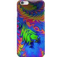 Rainbow Fractal iPhone Case/Skin