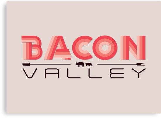 BACON VALLEY by yanmos