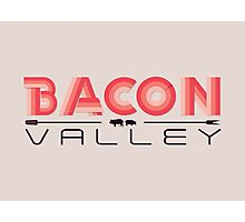 Bacon Valley Photographic Print