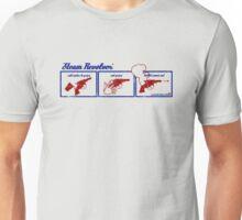 steam revolver (priciple of operation) Unisex T-Shirt