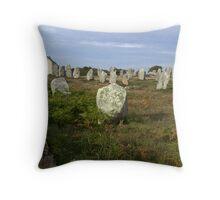 The Monoliths Throw Pillow