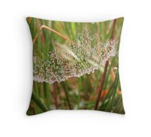 The perfect catch. Throw Pillow