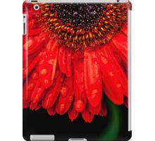 Gerbera Red  iPad Case/Skin