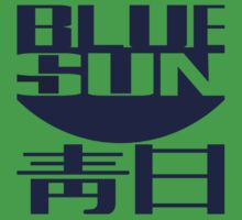 Blue Sun (original) Kids Clothes