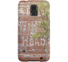 Ghost Sign Samsung Galaxy Case/Skin