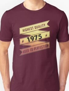 Highest Quality 1975 Aged To Perfection T-Shirt