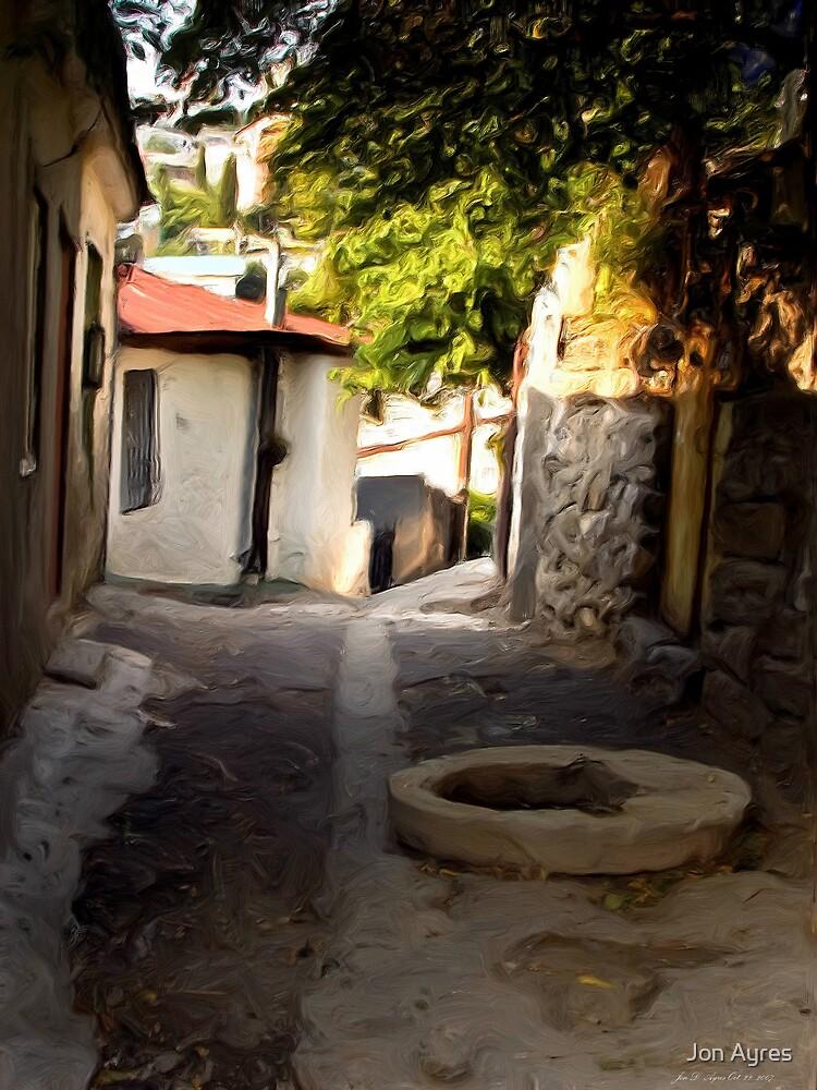 Yalta Wonderings by Jon Ayres