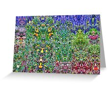 Forestal Greeting Card