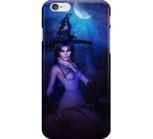 Mystic Night and Witch 2 iPhone Case/Skin