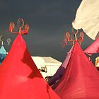 Wigwams by Louise Green