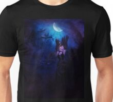 Mystic Night and Witch 4 Unisex T-Shirt