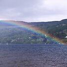 Loch Tay Rainbow by PigleT