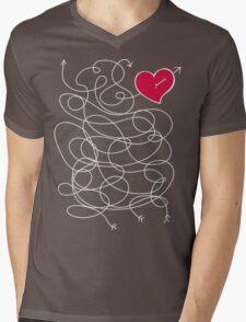 Love quiz Mens V-Neck T-Shirt