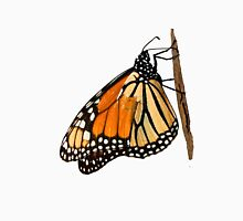 Monarch Butterfly closeup on a twig II Unisex T-Shirt